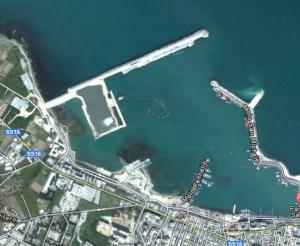 nuovo porto di Molfetta