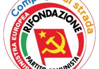Lista Rifondazione Comunista Compagni di strada